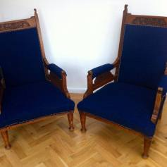 Pic 5 Throne chairs